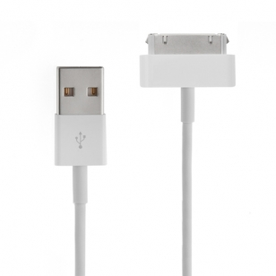 iPhone kabel 30-pins 2 meter