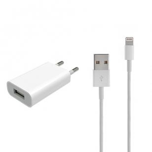 iPhone oplader Lightning 2 meter
