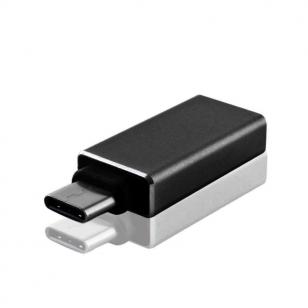 USB naar USB-C 3.1 adapter zwart