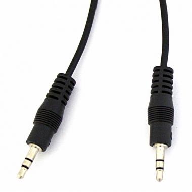 Jack kabel 3.5 mm 25 centimeter
